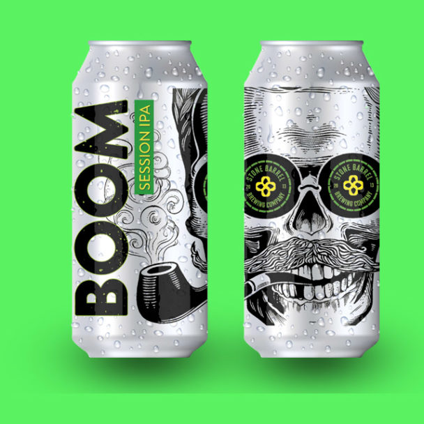 Image of Boom Session IPA 440ml can